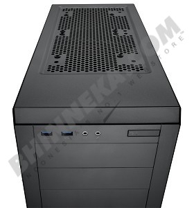 CORSAIR Middle Tower Carbide 200R [CC-9011023-WW] - Computer Case Middle Tower